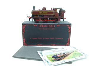 "Darstaed O Gauge LT ""London Transport"" Pannier Tank Loco L.99 Electric 3 Rail Boxed image 1"