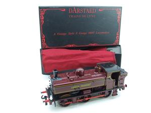 "Darstaed O Gauge LT ""London Transport"" Pannier Tank Loco L.99 Electric 3 Rail Boxed image 3"