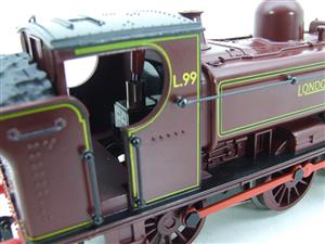 "Darstaed O Gauge LT ""London Transport"" Pannier Tank Loco L.99 Electric 3 Rail Boxed image 6"