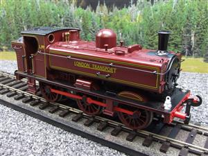 "Darstaed O Gauge LT ""London Transport"" Pannier Tank Loco L.99 Electric 3 Rail Boxed image 8"
