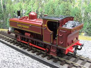"Darstaed O Gauge LT ""London Transport"" Pannier Tank Loco L.99 Electric 3 Rail Boxed image 9"