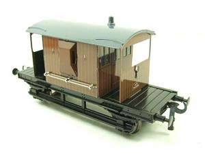 Ace Trains O Gauge G4 Vintage Style Brake Van With Lighting Boxed image 6