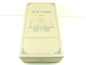 Ace Trains O Gauge Empty Tanker Wagon Set Box New x3 Storage Box image 2