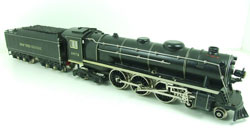 Replica By Selzer  New York Central Hudson 4-6-4