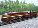 "Ace Trains E12B1S Coronation Pacific LMS ""Duchess of Norfolk"" R/N 6226 Electric 2/3 Rail Bxd"