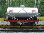 "Gauge 1 Model Co Accucraft  R32-3D-14-Ton Oil ""Esso Tanker Wagon"""