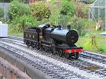Gauge 1 Barrett Engineering Midland/LMS Class 2P Live Steam Spirit Fired Locomotive Kit