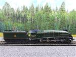 "Ace Trains O Gauge E/4 BR A4 Pacific ""Union of South Africa"" R/N 60009 Boxed 3 Rail"