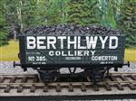 "Ace Trains O Gauge G/5 WS ""Berthlwyd"" No.385 Coal Wagon 2/3 Rail"