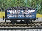 "Ace Trains O Gauge G/5-WS Private Owner ""Ilkeston & Heanor"" No17 Coal Wagon 2/3 Rail"