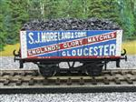 "Ace Trains O Gauge G/5 Private Owner ""Englands Glory Matches"" Coal Wagon 2/3 Rail"